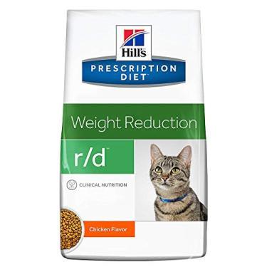 Ração Hills RD Redução De Peso Para Gatos Adultos 1,8kg