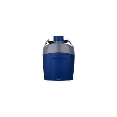 Imagem de Cantil Térmico 1 Litro Azul Aladdin