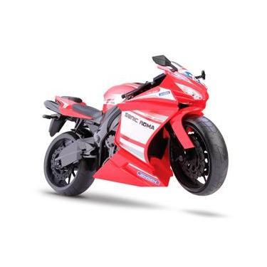 Moto Rodas Livres - Roma Racing Motorcycle - Roma Jensen