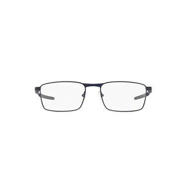 b08f5082646 Oakley FULLER OX3227 322704 Azul Lente Transparente Tam 55