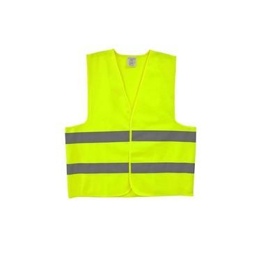 Colete Refletivo Jaqueta Amarelo G