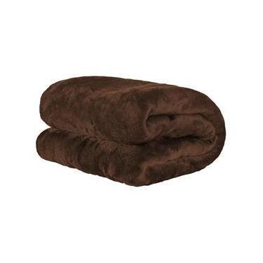 Cobertor Casal Manta Microfibra Fleece 01 Peça