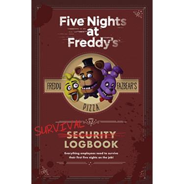 Five Nights at Freddy's: Survival Logbook - Scott Cawthon - 9781338229301
