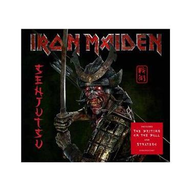 Imagem de CD IRON MAIDEN - SENJUTSU (2 CDs - DIGIPACK)