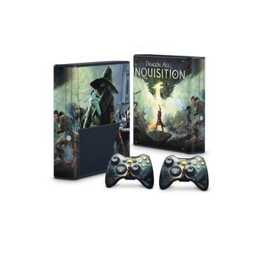 Skin Adesivo para Xbox 360 Super Slim - Dragon Age: Inquisition