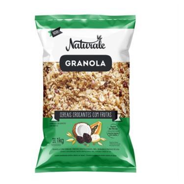 Granola Naturale Cereais Crocantes com Frutas 1KG