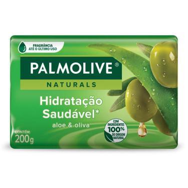 Sabonete em Barra Palmolive Naturals Hidratação Saudável 200g