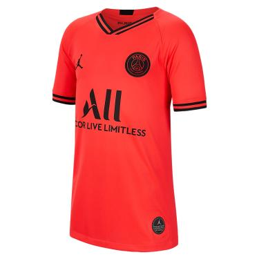 Imagem de Camisa Jordan PSG II 2019/20 Torcedor Pro Infantil