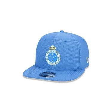 Bone 9fifty Original Fit Futebol Cruzeiro Diamond Azul