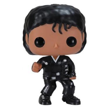 Imagem de Boneco Funko Pop! Rock Michael Jackson Bad Raro Colecione Express
