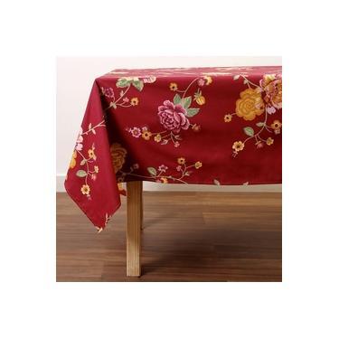Imagem de Toalha De Mesa Quadrada New Frida 180 X 180 Cm - Percal 180 Fios - 1 Peça Casa & Conforto