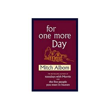 For One More Day - Mitch Albom - 9780786891177