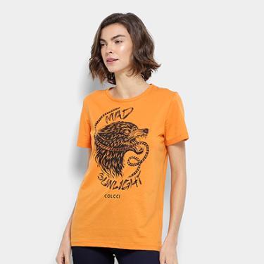 17a28bbc9 Camisa, Camiseta e Blusa Laranja Zattini   Moda e Acessórios ...