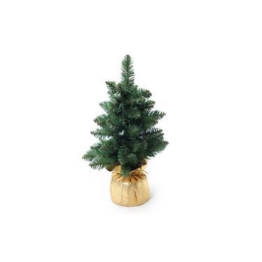 Árvore De Natal Mini Pinheiro 45Cm 55 Hastes Verde
