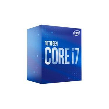 Processador Intel Core i7-10700 16MB 2.9Ghz - 4.8Ghz LGA 1200 BX8070110700