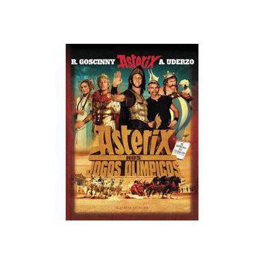 Asterix nos Jogos Olímpicos - Álbum do Filme - Uderzo; Goscinny - 9788501078186