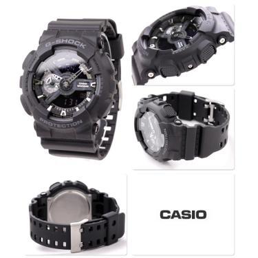 993350addc7 Relógio Masculino Casio G-Shock Ga-110 1bdr
