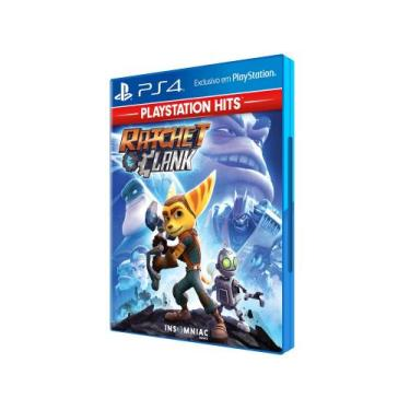 Ratchet  Clank para PS4 - Insomniac Games