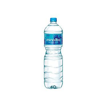 Água Mineral Minalba Sem Gás 1,5l