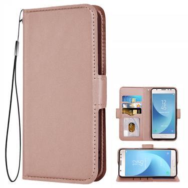 Virar Capa de Couro Wallet Case For Samsung Galaxy A9 A8 A7 A6 Plus 2018 A5 2017 2016 A3 2015 A300