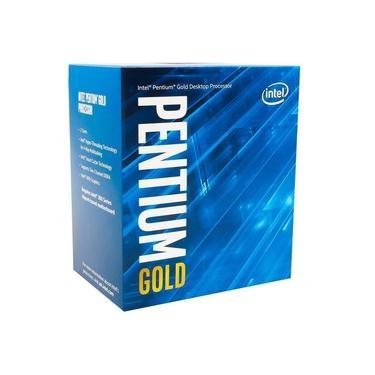 Processador Intel Pentium G5400 8 Geração 3.7GHZ 4MB LGA1151