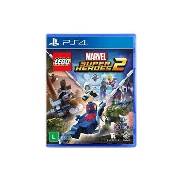 Lego marvel super heroes 2 Ps4 dublado em português