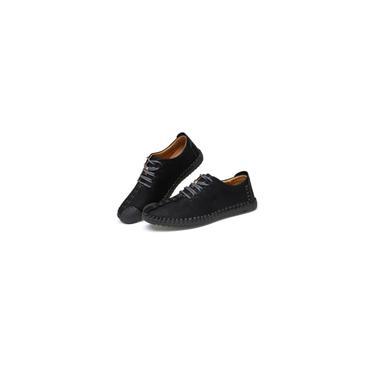 Sapatos explosivos sem cola pretos 43