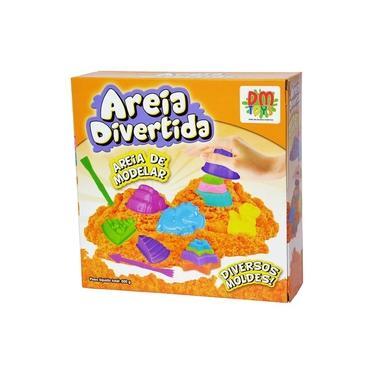 Imagem de Areia Divertida Bichos DMT5127 DM Toys