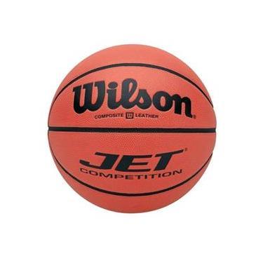 Bola Basquete Ncaa Jet Competition - Wilson d764ea70e7c21