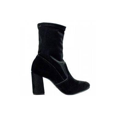 fbd4b209eec6a Bota Feminino Via Marte Médio Shoptime | Moda e Acessórios ...