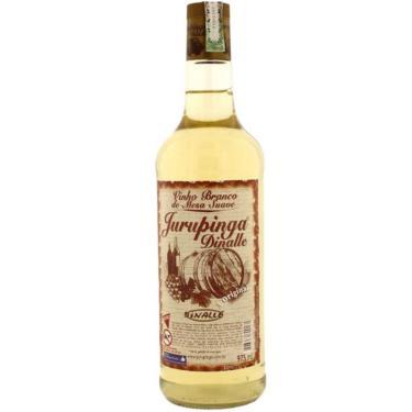 Jurupinga Dinalle Vinho De Mesa Suave Branco 975Ml Original