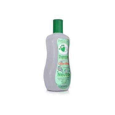 Shampoo Neutro 500 ml - Pet Life