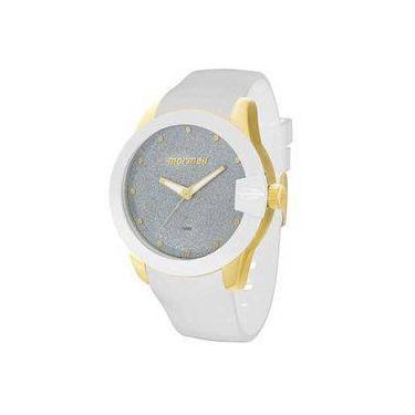 6cc31308fc4 Relógio de Pulso Feminino Mormaii Silicone