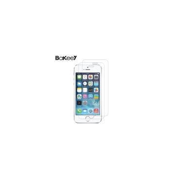 Original 2 pack Bakeey 0.26mm 9 H Protetor de tela de vidro temperado resistente a riscos para iPhone 5 / 5s / se Filme de proteção de tela
