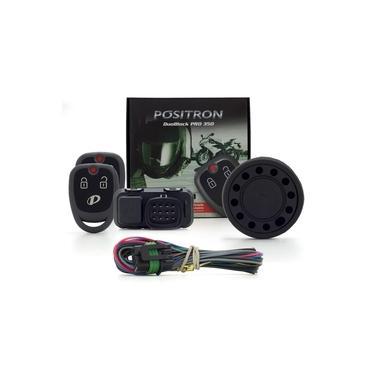 Alarme Para Motos Pósitron Duoblock Pro 350 - G8 - 2 Controles, Sensor de Movimento e Presença