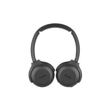 Imagem de Headphone Bluetooth Philips Série 2000 - TAUH202BK/00 com Microfone Preto