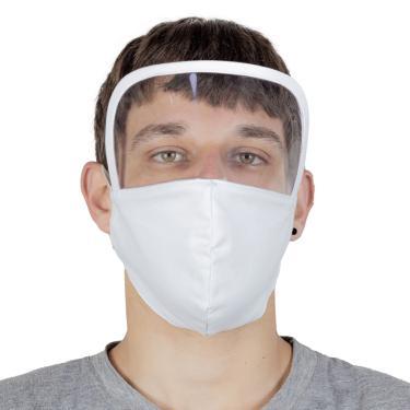 Máscara de Proteção Facial Total Face Shield