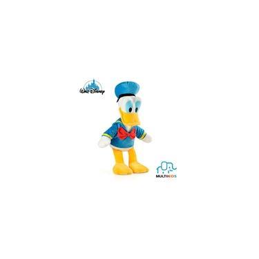 Imagem de Boneco De Pelucia Pato Donald Da Turma Do Mickey Multikids