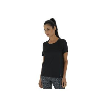 8b346ea31c Camiseta Nike Run Top SS - Feminina - PRETO Nike