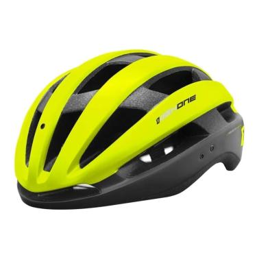 Imagem de Capacete Ciclismo High One Wind Aero Bicicleta Mtb Speed Pro Amarelo G