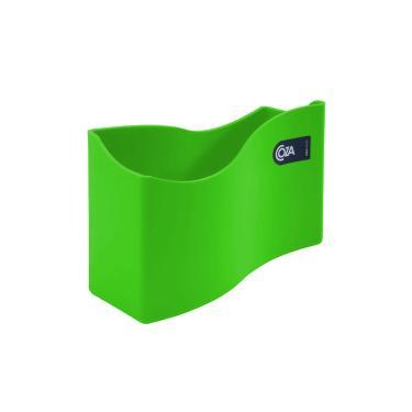 Imagem de Porta-guardanapo Coza grande verde