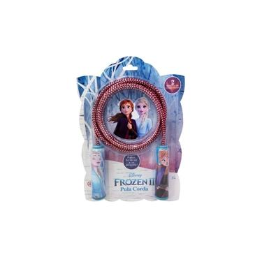 Pula Corda Frozen 2 Metros Brinquedo Infantil Disney Toyng