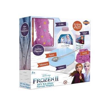 Imagem de Kit Faça Sua Slime Nuvem Mágica Frozen 2 - Toyng