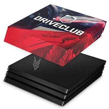Capa Anti Poeira para PS4 Pro - DriveClub