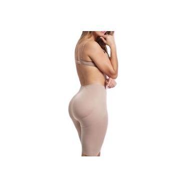 bermuda redutora modeladora cinta feminina Esbelt ref.016200