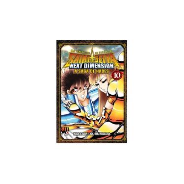 Cavaleiros do Zodíaco. Next Dimension - Volume 10 - Masami Kurumada - 9788545702566