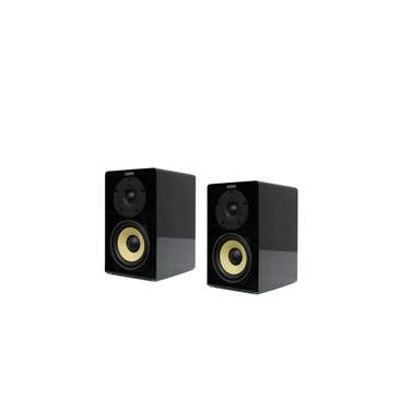 AAT Rakt BSF-70 -Par de caixas acústicas Bookshelf Woofer de 5,25`` Preto