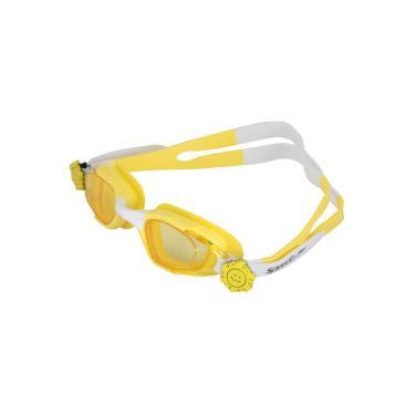 61089ed0e Pechinchas -42% Óculos de Natação Speedo Pin Pool - Infantil - AMARELO  Speedo