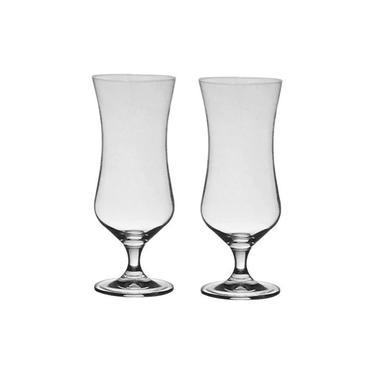 2 Taças De Cristal Para Cocktail 450ml Forum Bohemia