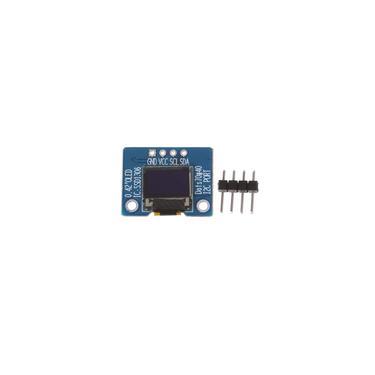 Display oled de 0,42 polegadas Módulo de interface de tela lcd SSD1306 Display branco